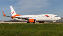 Sunwings Boeing 737 operates for TUI Netherlands title=