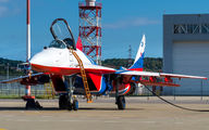 "RF-91929 - Russia - Air Force ""Strizhi"" Mikoyan-Gurevich MiG-29 aircraft"