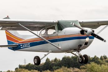 JA3652 - Private Cessna 172 RG Skyhawk / Cutlass
