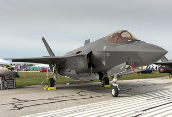 15-5178 - USA - Air Force Lockheed Martin F-35A Lightning II