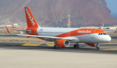 OE-IVQ - easyJet Europe Airbus A320