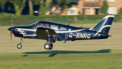 G-BNRG - Private Piper PA-28-161 Cherokee Warrior II