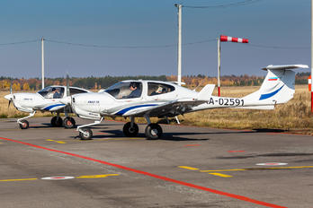 RA-02591 - Ulyanovsk Institute of Civil Aviation Diamond DA 40 NG Diamond Star