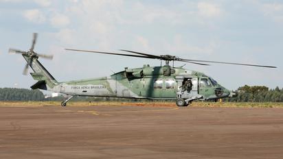 FAB8913 - Brazil - Air Force Sikorsky Hkp16A Black Hawk
