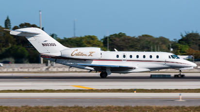 N903QS - Netjets (USA) Cessna 750 Citation X