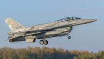 4076 - Poland - Air Force Lockheed Martin F-16D Jastrząb aircraft