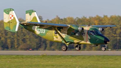0203 - Poland - Army PZL M-28 Bryza