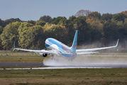 OO-SRO - TUI Airlines Belgium Boeing 737-800 aircraft