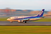 JA8196 - ANA Wings Boeing 737-500 aircraft