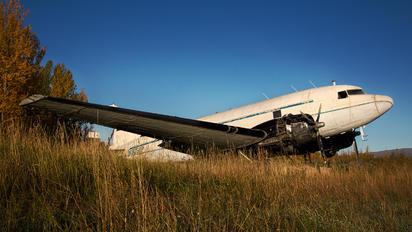 N305SF -  Douglas DC-3