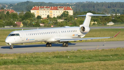 EC-MNR - Air Nostrum - Iberia Regional Bombardier CRJ-1000NextGen