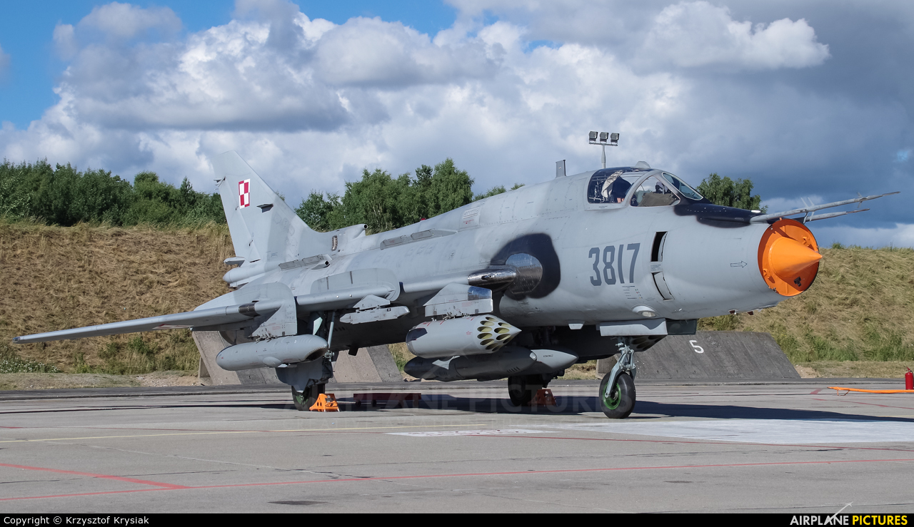 Poland - Air Force 3817 aircraft at Świdwin