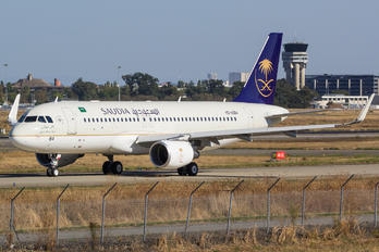 HZ-AS84 - Saudi Arabian Airlines Airbus A320 NEO