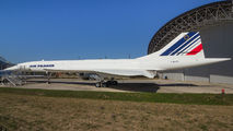 F-BVFC - Air France Aerospatiale-BAC Concorde aircraft