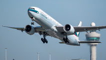 B-KQT - Cathay Pacific Boeing 777-300ER aircraft