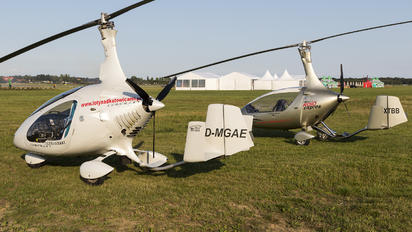 D-MGAE - Private AutoGyro Europe Cavalon