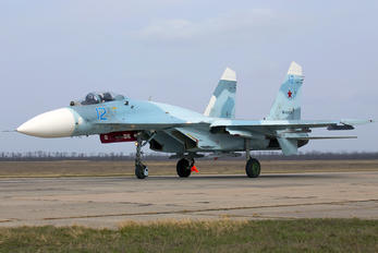 12 - Russia - Air Force Sukhoi Su-27P