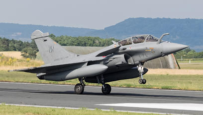 345 - France - Air Force Dassault Rafale B