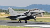 345 - France - Air Force Dassault Rafale B aircraft