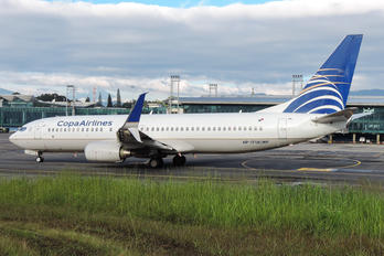 HP-1713CMP - Copa Airlines Boeing 737-800