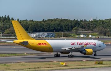 B-LDD - Air Hong Kong Airbus A300F4-605R