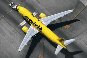N903NK - Spirit Airlines Airbus A320 NEO