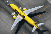 N903NK - Spirit Airlines Airbus A320 NEO aircraft
