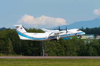 JA724A - Japan - Coast Guard de Havilland Canada DHC-8-300Q Dash 8