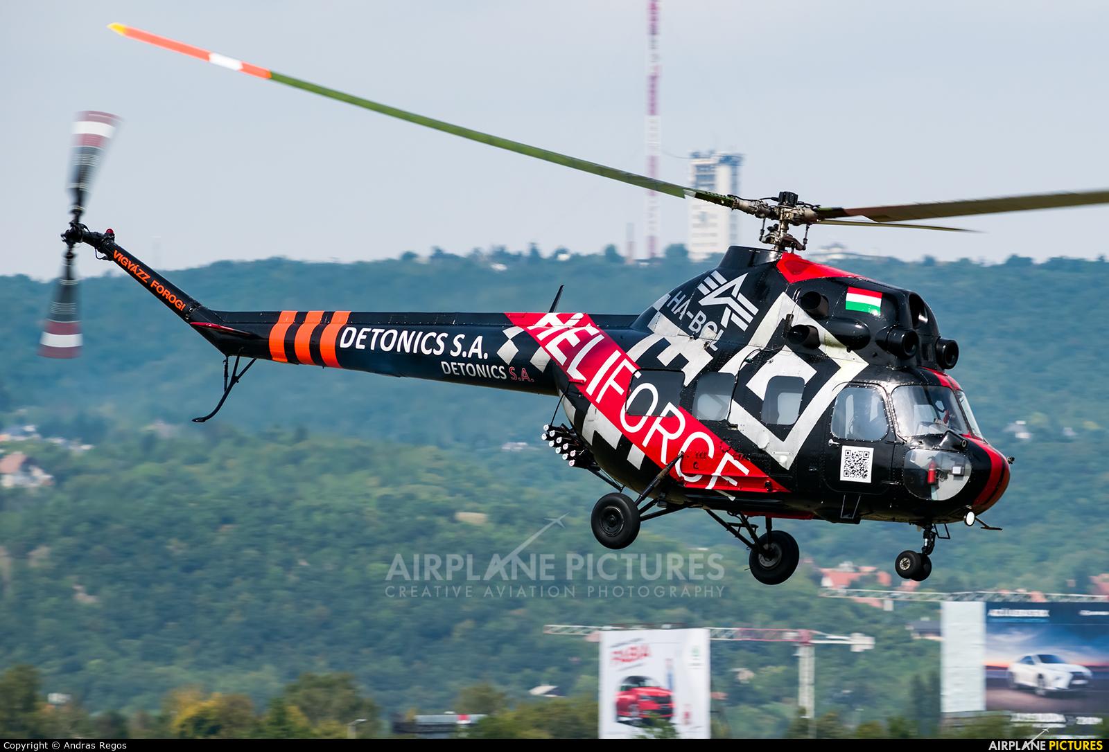 Forgószárny KFT HA-BCL aircraft at Budaors