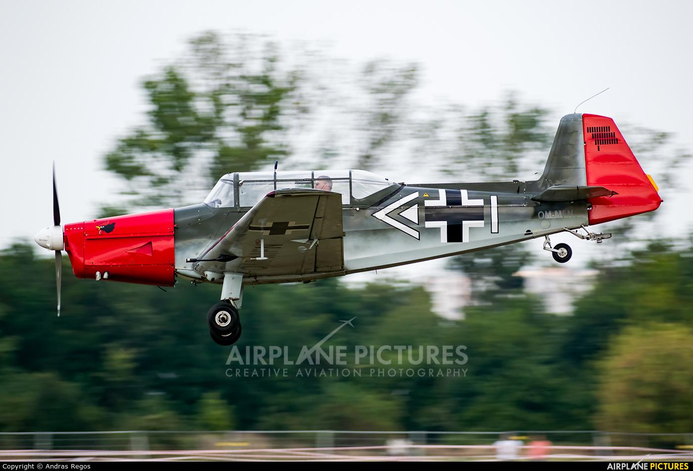 Aeroklub Kosice OM-MFN aircraft at Budaors