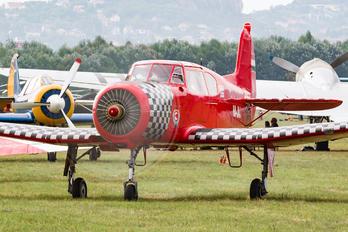 HA-JAJ - Private Yakovlev Yak-18T