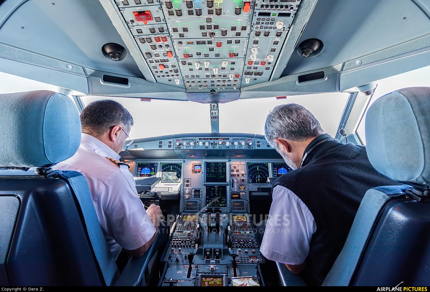 Iran Air EP-IJB aircraft at In Flight - Romania