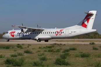 OK-NFV - Czech Air Service ATR 72 (all models)