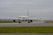 A7-AEI - Qatar Airways Airbus A330-300 aircraft