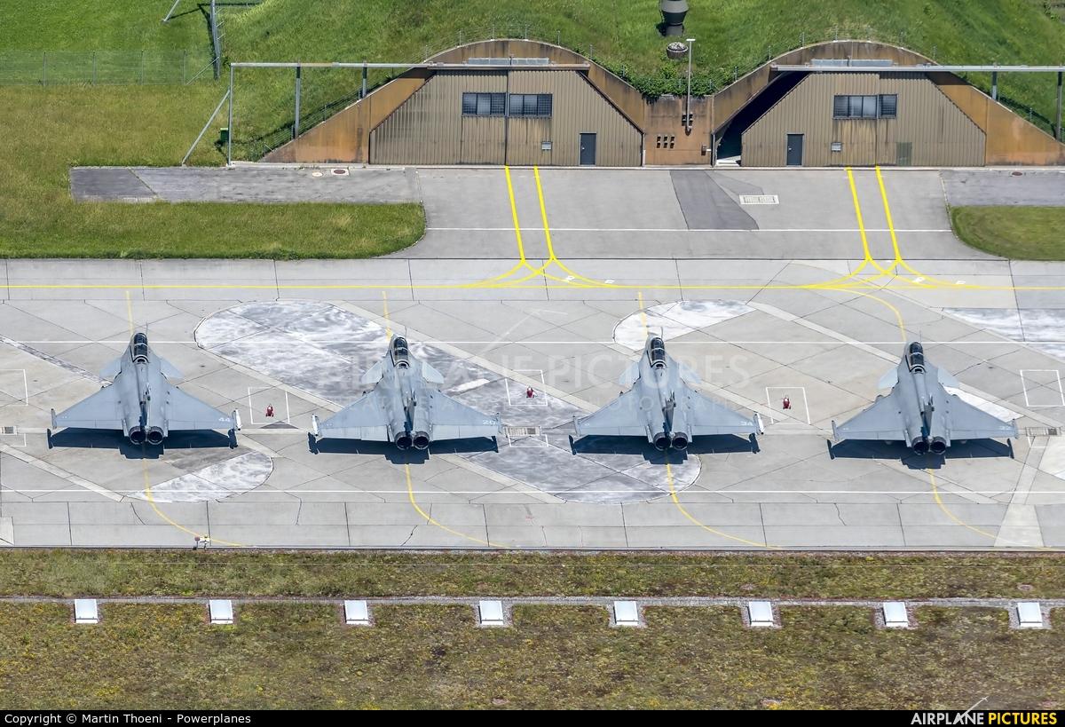 France - Navy 44 aircraft at Meiringen