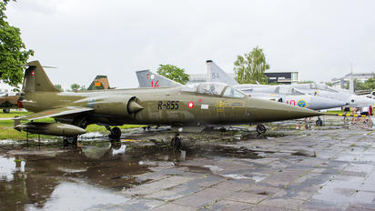 R-855 - Denmark - Air Force Canadair CF-104 Starfighter