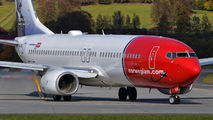 LN-NIB - Norwegian Air Shuttle Boeing 737-800 aircraft