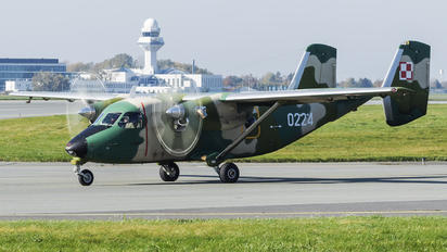 0224 - Poland - Air Force PZL M-28 Bryza