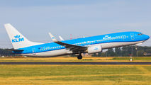 PH-HSD - KLM Boeing 737-800 aircraft