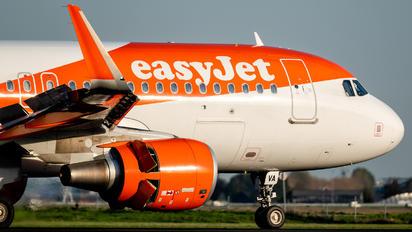 OE-IVA - easyJet Europe Airbus A320