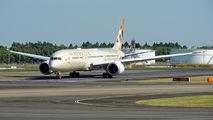 A6-BLU - Etihad Airways Boeing 787-9 Dreamliner aircraft