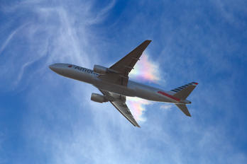 N760AN - American Airlines Boeing 777-200ER
