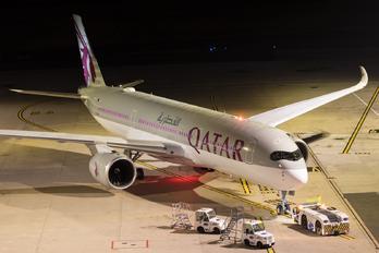 A7-AME - Qatar Airways Airbus A350-900