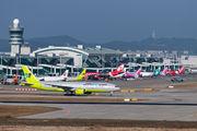HL7733 - Jin Air Boeing 777-200ER aircraft