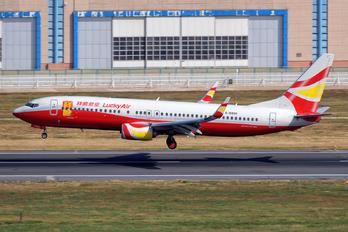 B-6800 - Lucky Air Boeing 737-800