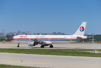 B-6332 - China Eastern Airlines Airbus A321