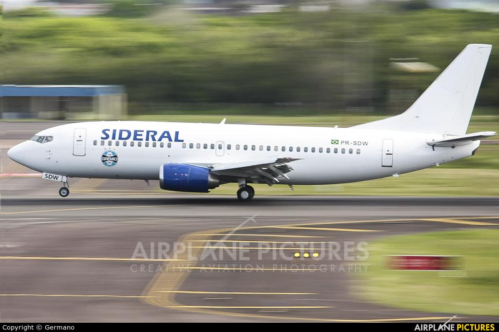 Sideral Air Cargo PR-SDW aircraft at Porto Alegre - Salgado Filho