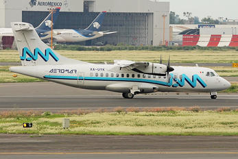 XA-UYK - Aeromar ATR 42 (all models)