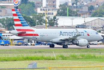 N70020 - American Airlines Airbus A319
