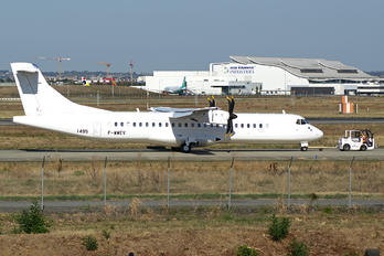 F-WWEV - Lion Airlines ATR 72 (all models)